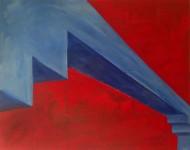 "30"" x 24"" Oil on canvas"